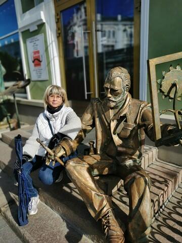 Olga, 60, Omsk