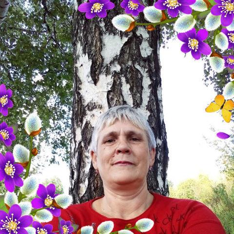 ANNA, 56, Prokop'yevsk