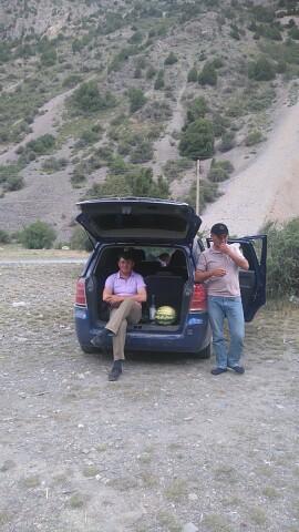 Muzaffar, 37, Khujand