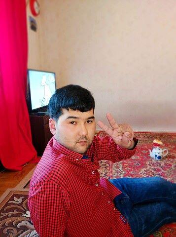 SULTON, 25, Qurghonteppa