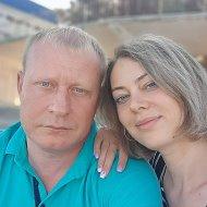 Ирина и Дмитрий (Борк) Кейхлан