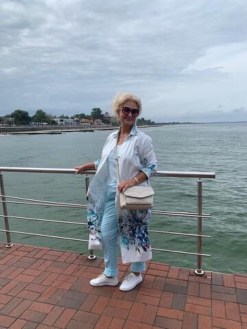 Elena, 60, Kaliningrad