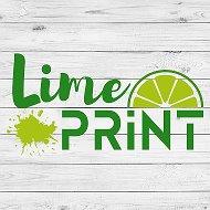 Lime Print Аля фотосувениры