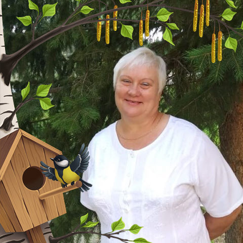Елена, 53, Burla