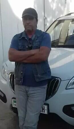 Zemnoy, 52, Ashgabat