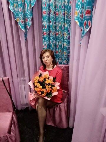 Nadezhda, 42, Moscow