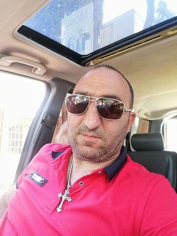 SERYOGA, 46, Yerevan