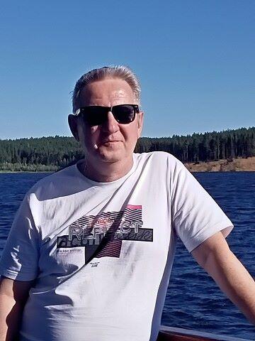 Михаил, 53, Nytva