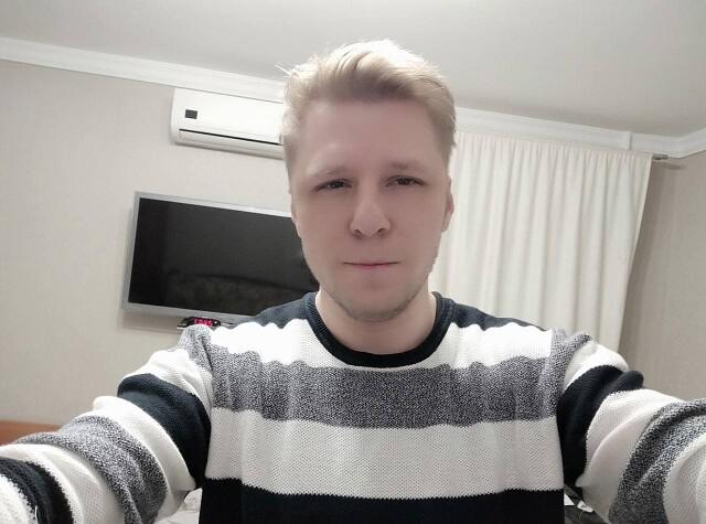 Andrey, 36, Amsterdam