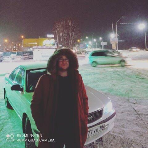 Максим, 24, Angarsk