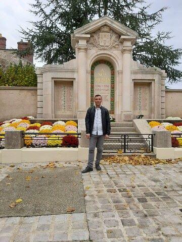 Vitalic, 37, Paris 14 Observatoire