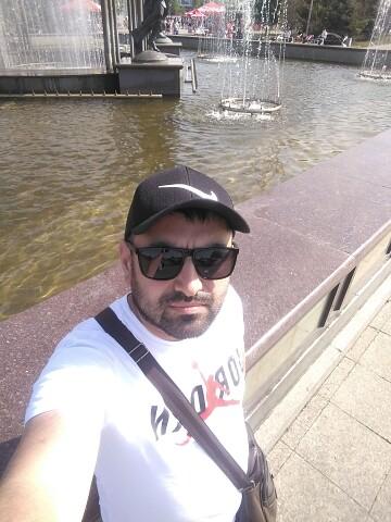 САЛЕХ, 36, Tyumen