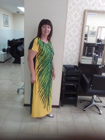 ALLA, 52, Krasnoyarsk