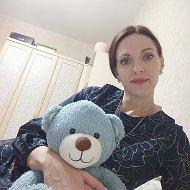 Наталья Горбунова (Меренчикова)