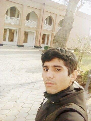 Safar, 27, Dushanbe