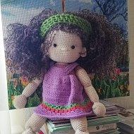 Марина Масалкова -вяжу игрушки и на заказ