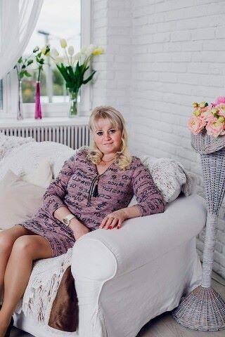 Inna, 43, Saint Petersburg