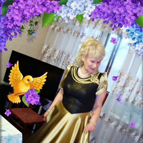 Galina, 65, Tomsk