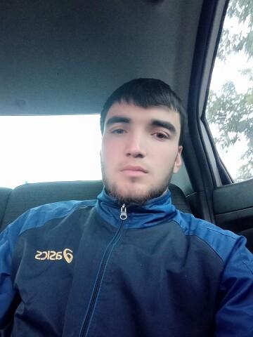 Obidjon, 21, Burabay