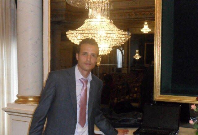 Hamid, 41, El Aouina