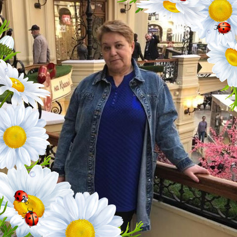 Aleksandra, 57, Moscow