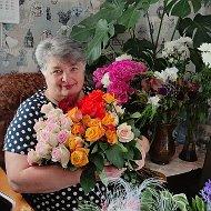 Клавдия Юзуфович (Жуковская)