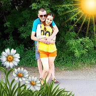 Карина и Сергей Ждановы