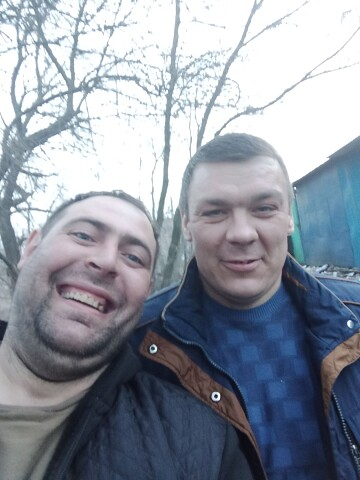 Генкин, 35, Horlivka