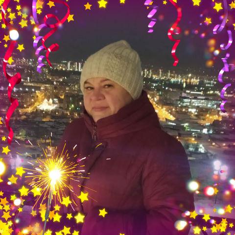 леночка, 48, Krasnoyarsk