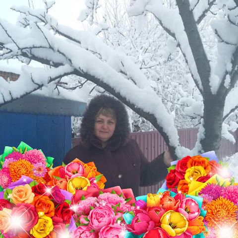 Марина, 47, Gul'kevichi