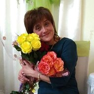 Валентина Кравчук