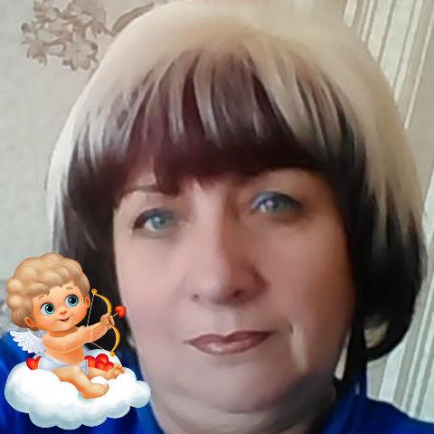Elena, 58, Donetsk