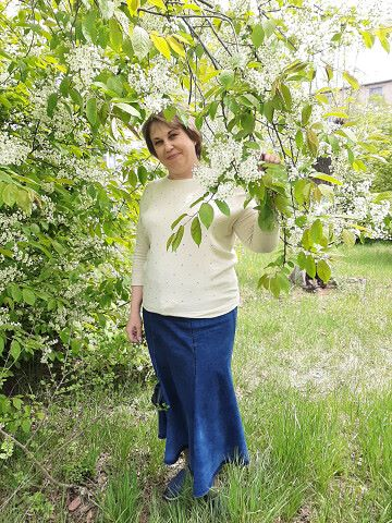 Оксана, 47, Chita