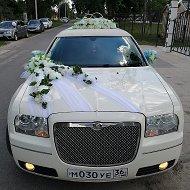 Наташа-свадебные украшения на машину