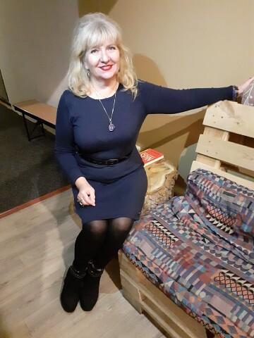 Olga, 58, Kyiv