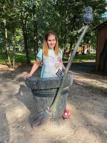 Аленушка, 24, Moscow