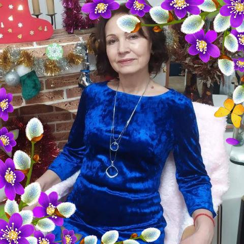 Larisa, 64, Syktyvkar