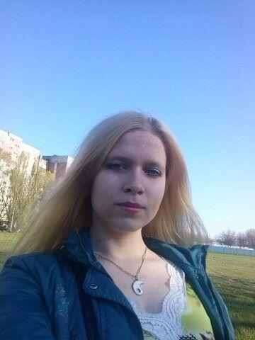 Darya, 18, Lugansk