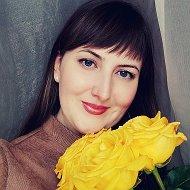 Оксана Краснова (Саламатина)