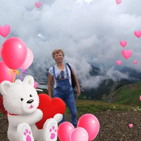 Валентина, 59, Anapa