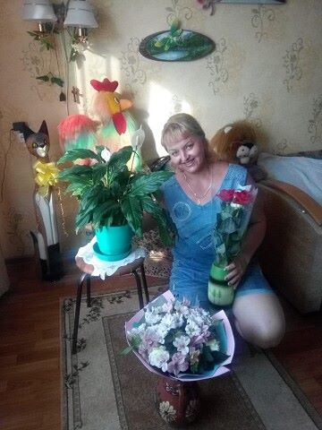 Ирусик, 45, Novomoskovsk