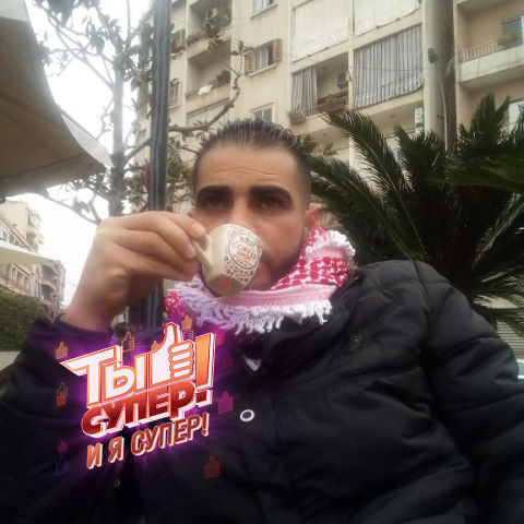 Hazem, 36, Ganja
