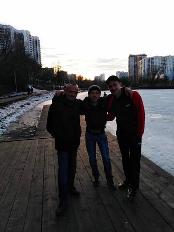 Андрей, 40, Moscow