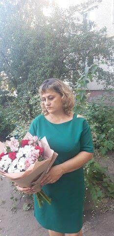 Елена, 46, Tambov