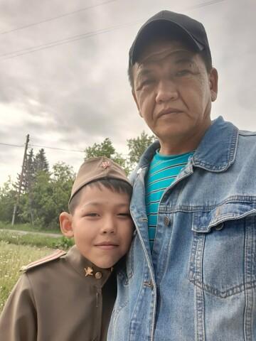 Сансызбай, 50, Omsk