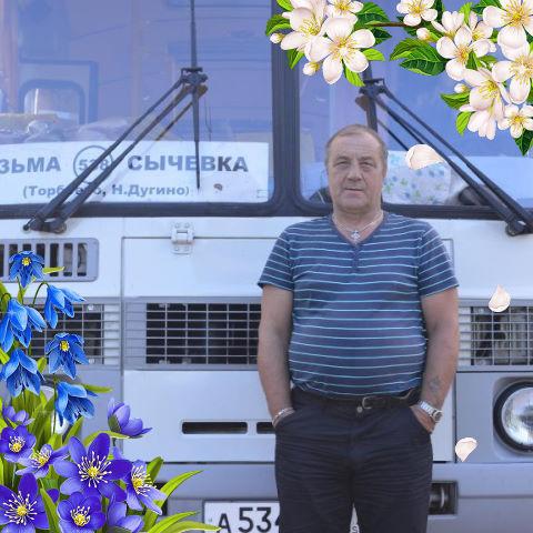 Николай, 65, Smolensk