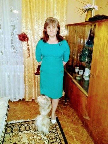 Любовь, 54, Yelets