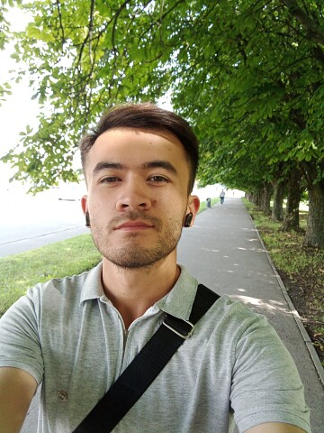 Махмуд, 23, Kaliningrad