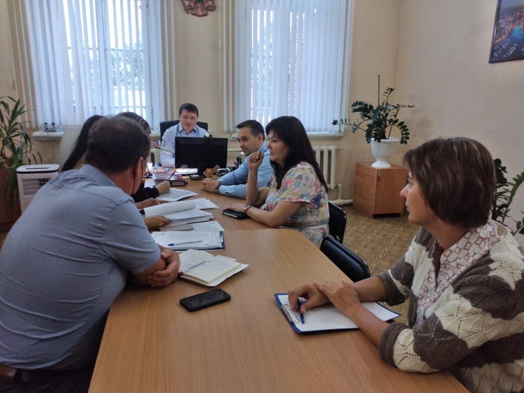 На заседании административной комиссии рассмотрели 12 протоколов о правонарушениях