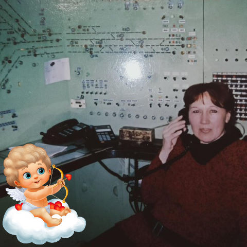 Нина, 59, Moscow